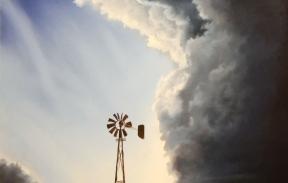 Ветер перемен 60х80 см масло, холст(Продана)