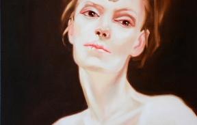 Eve 35х45 cm oil on canvas
