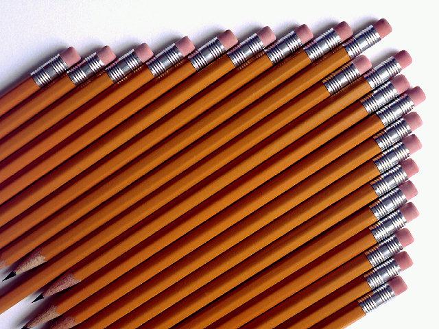 Эволюция карандаша...